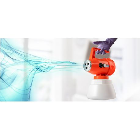 TECNO-GAZ ENVIRONMENTAL SANITATION AND DISINFECTION SYSTEM WITH ULV TECHNOLOGY - SAFETY SPOT