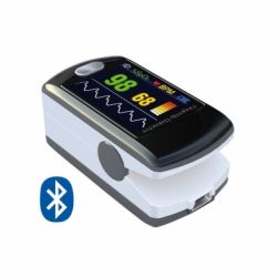 INTERMED PORTABLE FINGER PULSE OXIMETER FOR PROFESSIONAL USE BLUETOOTH- SAT 300BT