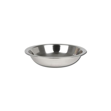 GIMA S/S WASH BASIN - SHALLOW - DIFFERENT DIAMETERS