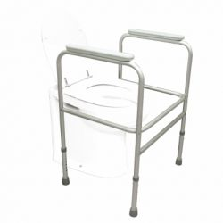 INTERMED REMOVABLE STABILIZING FRAME FOR TOILET