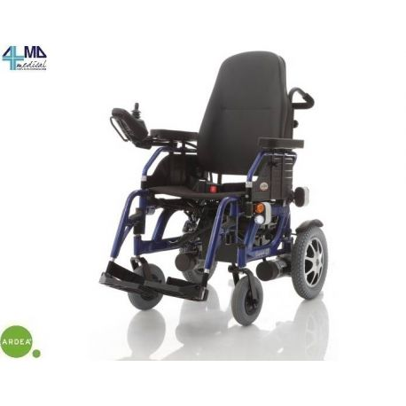 MORETTI RECLINING ELECTRIC WHEELCHAIR ESCAPE LX - WITHOUT LIGHTS