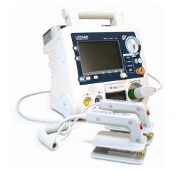 MORETTI CU-HD1 AED DEFIBRILLATOR - ECG 3 LEAD + SPO2 + PACER ECG 12 LEAD