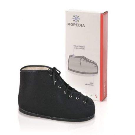 MORETTI FABRIC CAST SHOE - DIFFERENT SIZES
