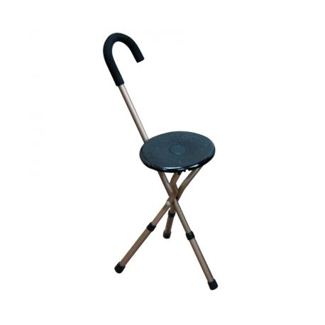 INTERMED ALUMINUM STOOL CANE