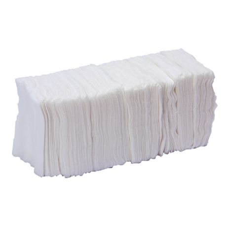 GIMA COTTON GAUZE SWABS 10X10 CM 16 PLY (100 PCS)