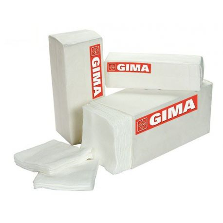 GIMA COTTON GAUZE SWABS 5X5 CM 16 PLY (100 PCS)