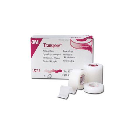 TRANSPORE 3M - H 25 MM X 9.14 M