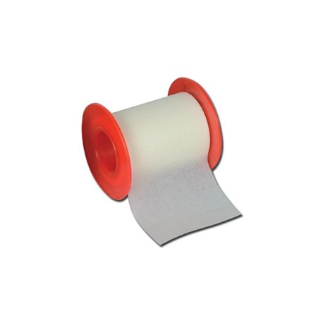 GIMA NON WOVEN PAPER TAPE ROLL 9.14M X 50MM (6 ROLLS)