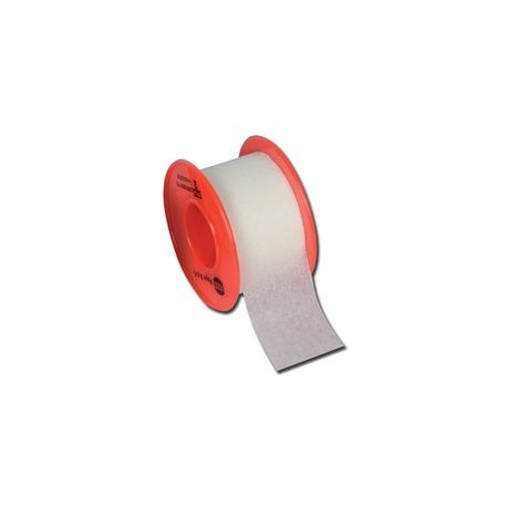 GIMA NON WOVEN PAPER TAPE ROLL 9.14M X 25MM (12 ROLLS)