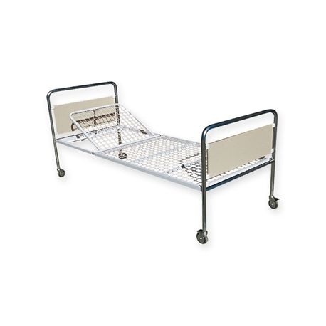 GIMA STANDARD PLUS BED - WITH WHEELS 100 MM