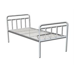 GIMA STANDARD BED - NO WHEELS - RIGID MESH MATTRESS PLATFORM
