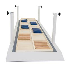 FISIOTECH PLATFORM WITH DIVIDERS