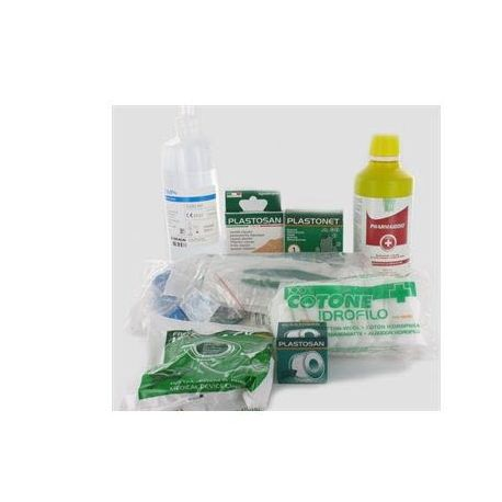 GIMA REFILL PACK (WITHOUT SPHYGMO)