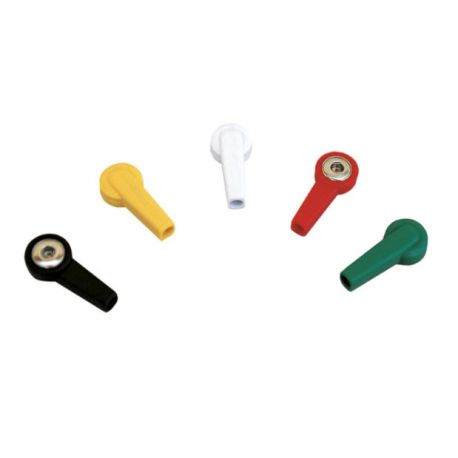 MORETTI KIT OF ADAPTERS FOR ELECTRODES TO CLIP - 4 MM (10 PCS)