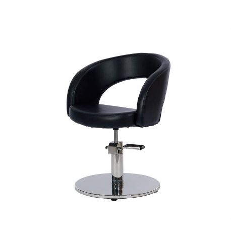 WEELKO STYLING CHAIR WITH ROUND BASE (WAYNE)