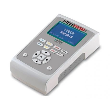 I-TECH PHYSIO PROFESSIONAL STIMULATOR PHSYIO 4-ELECTROTHERAPY 4 CHANNELS