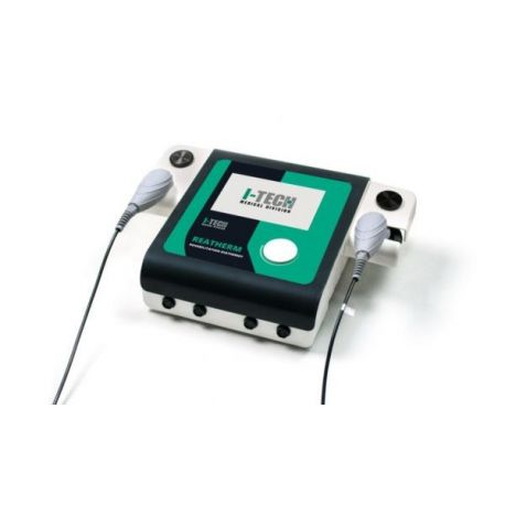 I-TECH REATHERM APPARATUS FOR RESISTIVE AND CAPACITIVE DIATHERMY