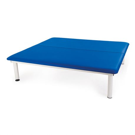 FISIOTECH ONE SECTION FIXED HEIGHT COUCH FOR MASSAGE AND EXAMINATION ADE180-DIFFERENT COLORS