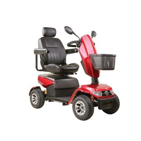 INTERMED ELECTRIC SCOOTER WITH 4 PNEUMATIC WHEELS SATURN-DIFFERENT COLORS