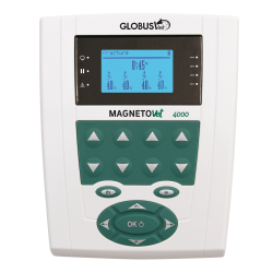 GLOBUS PROFESSIONAL VETERINARY DEVICE FOR MAGNETOTHERAPY-MAGNETOVET 4000