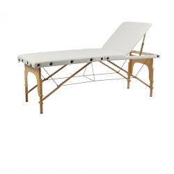 WEELKO PORTABLE WOODEN BED THREE SECTIONS-SELLA