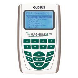 GLOBUS ELECTROSTIMULATOR MAGNUM XL PRO  WITH TWO SOFT SOLENOIDS