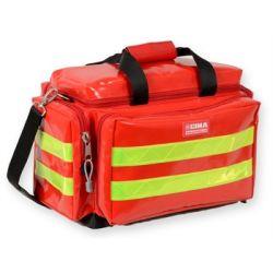GIMA SMART BAG PVC COATED - SMALL - RED