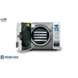 TECNO-GAZ AUTOCLAVE ANDROMEDA VACUUM PLUS XP CLASS S - 21 LT