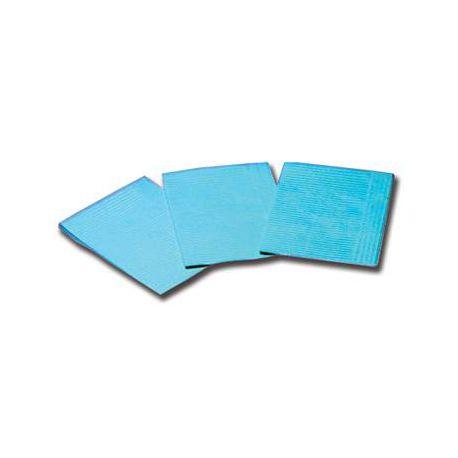 GIMA FOLDED NAPKINS - 33X45 CM - DIFFERENT COLORS (500 PCS)