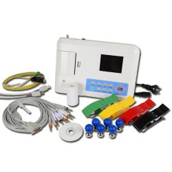 CONTEC 300G ECG - 3 CHANENEL WITH MONITOR