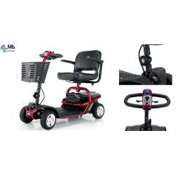 KSP SCOOTER ELÉCTRICO MODELO ZOOM - USO COTIDIANO