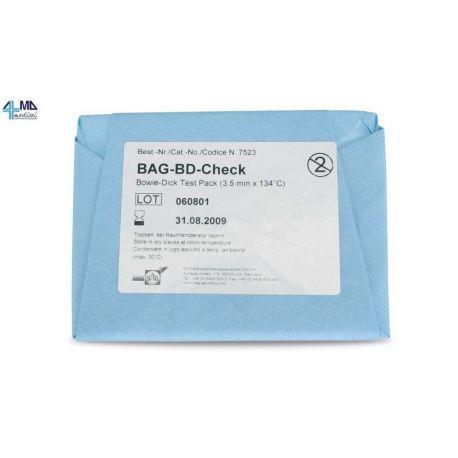 BAG INDICADOR BIOLÓGICO BOWIE & DICK (30 UDS)