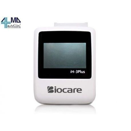 BIOCARE HOLTER ECG 3 CANALES - IH 3 PLUS