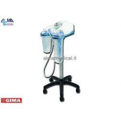 """GIMA """"SUPER VEGA ON TROLLEY"""" SUCTION WITH FOOTSWITCH"""