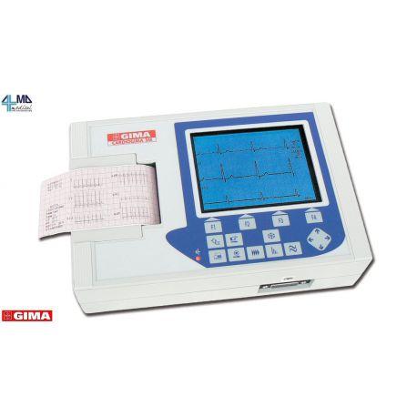 GIMA ECG CARDIOGIMA 1M - ELECTROCARDIÓGRAFO DE 1/3 CANALES - 12 DERIVACIONES