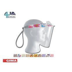 GIMA VISERA DE PROTECCIÓN TETI - FANTASÍA (10 UDS)