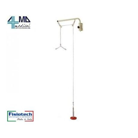 FISIOTECH WALL-MOUNTED TRACTION EQUIPMENT-(WEIGHTLESS)