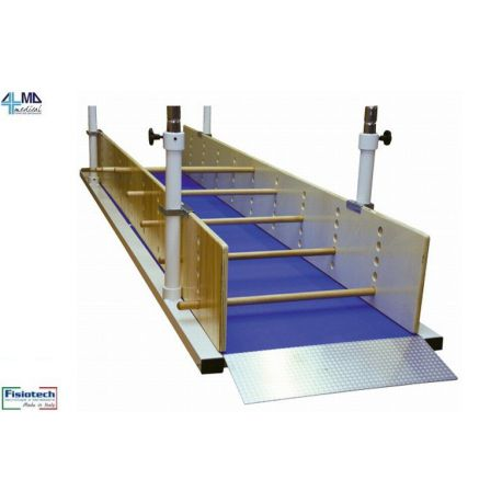 FISIOTECH OBSTACLE SERIES FOR PARALLEL - ADJUSTABLE