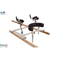 FISIOTECH PARALLEL REGULATOR - CHEST SUPPORT AND ADJUSTABLE HANDLES