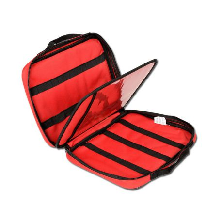 GIMA MAXI VIALS BAG - NYLON RED