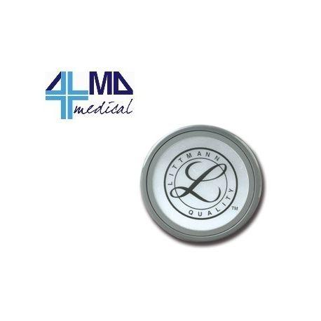 GIMA MEMBRANA Y ARO PARA LITTMAN® CARDIOLOGY III (LADO PEQUEÑO) - NEGRO (5 UDS)
