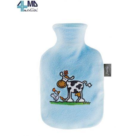 INTERMED HOT WATER BAG - KIDS - 0.8L - BLUE OR PINK (10 PCS)