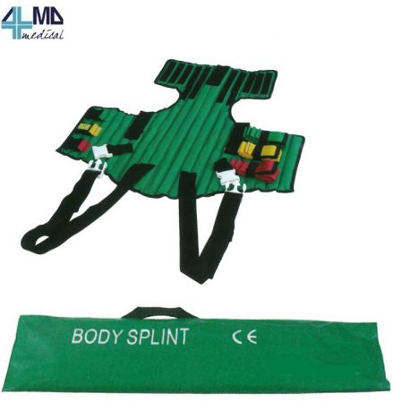 MORETTI SPINAL IMMOBILIZER (EXTRINSICATOR)