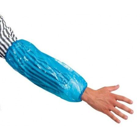 RAYS POLYETHYLENE PROTECTION SLEEVES - BLUE OR WHITE (100 PCS)