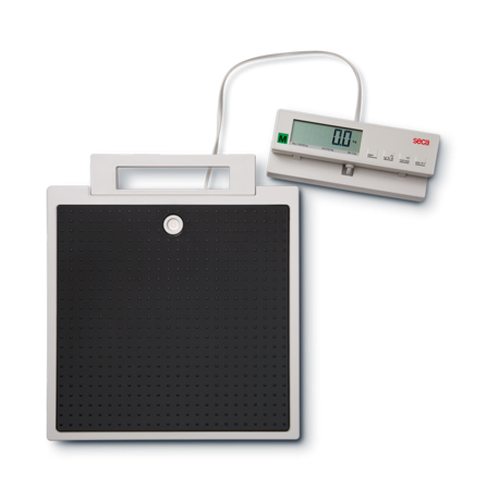 SECA SECA 899 DIGITAL SCALE WITH CABLE REMOTE DISPLAY - CAPACITY 200 KG