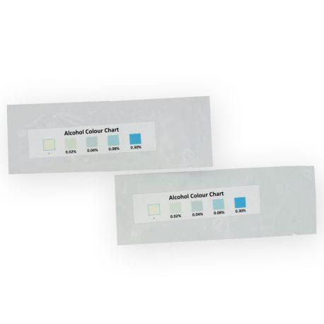 GIMA SALIVA ALCOHOL TEST STRIPS (BOX OF 25 PCS)