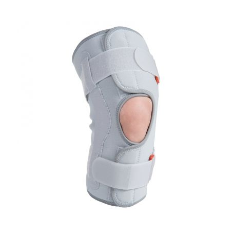 INTERMED OPEN KNEE SUPPORT WITH ARTICULATED SPLINTS