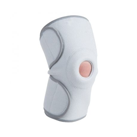 INTERMED COMPRESSION KNEE SUPPORT WITH RING AND PATELLAR HOLE