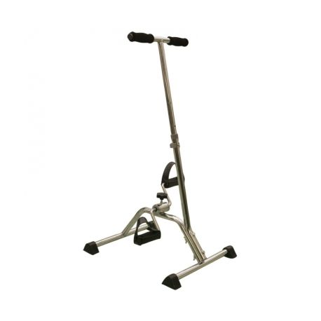 INTERMED CHROME STEEL PEDAL STAND WITH GRIPS