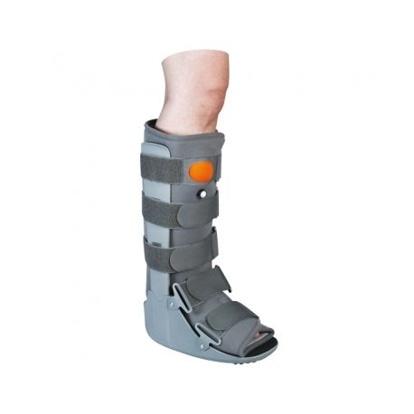 INTERMED RIGID WARM-TARSICO BOOT WITH INFLATABLE AIR BEARING - VARIOUS SIZES